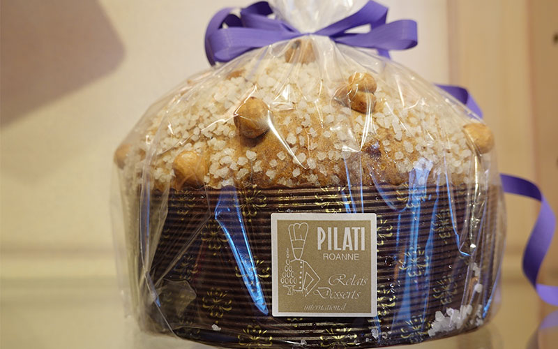 Panettone de Pilati